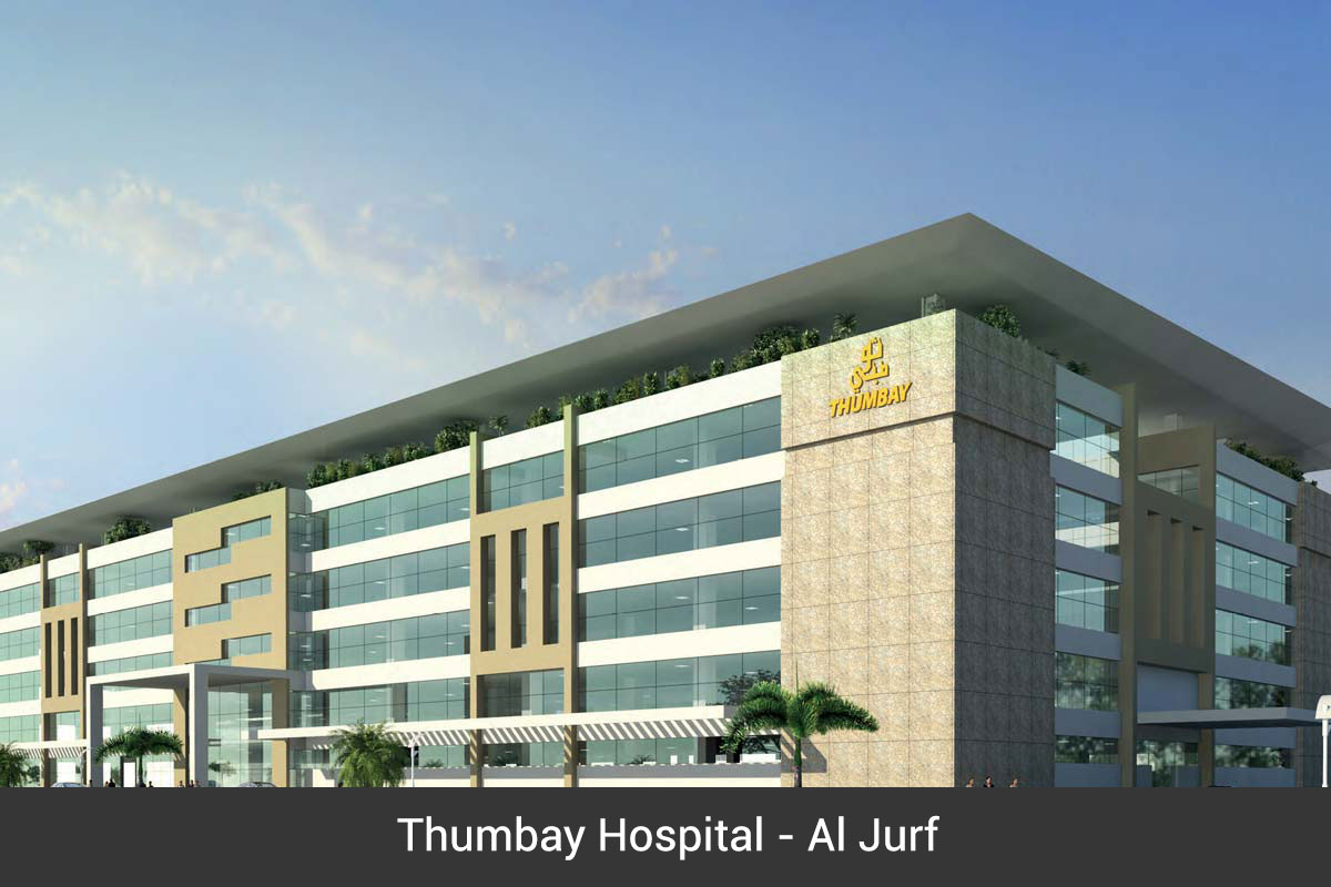 Thumbay Hospital - Al Jurf