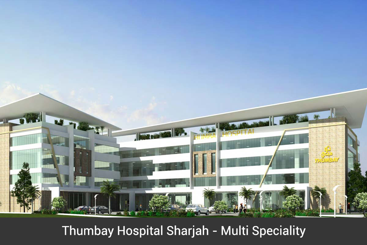Thumbay Hospital Sharjah - Multi Specialty