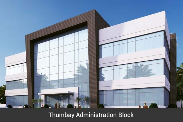 Thumbay Administration Block