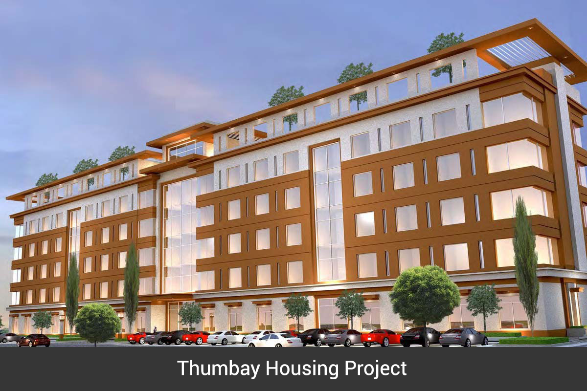 Thumbay Housing Project