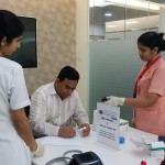Health Camp at Ajman Bank