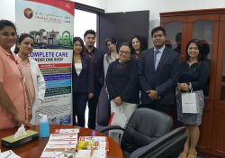 Health Camp At RAK Insurance
