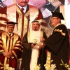 HIS HIGHNESS SHEIKH HUMAID BIN RASHID AL NUAIMI CONFERS DEGREES ON 90 GULF MEDICAL UNIVERSITY GRADUATES
