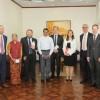 Dutch Healthcare Officials Visit Gulf Medical University