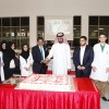 CROWN PRINCE OF AJMAN INITIATES NEW BATCH OF STUDENTS INTO HEALTHCARE PROFESSIONS AT GULF MEDICAL UNIVERSITY