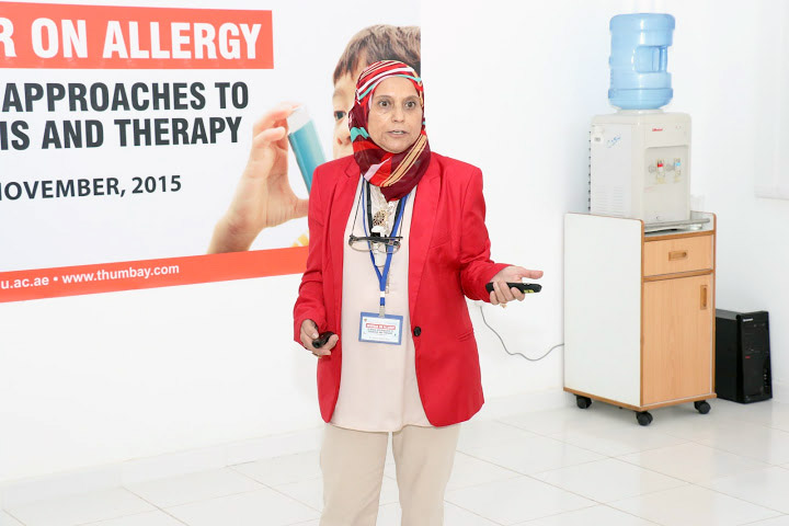 Seminar on Allergy