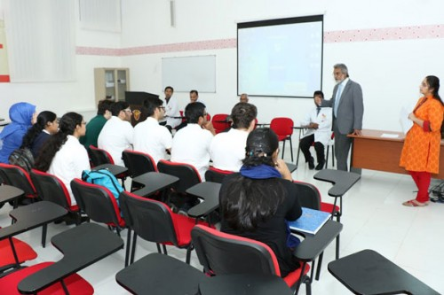 7th Batch of 'Introduction to Hospital Careers' Course