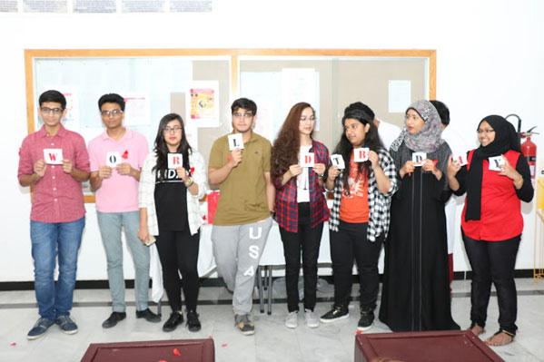 Gulf Medical University Marks World Tuberculosis Day