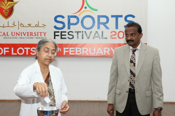 15th Annual Sports Festival