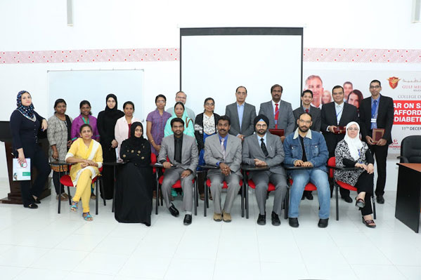 Seminar on Use of Anti-Diabetic Medicines