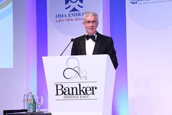 Banker Middle East Industry Awards 2015