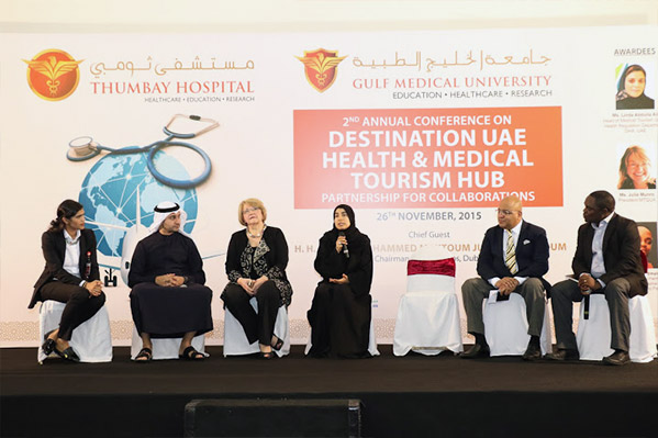 Thumbay Medical Tourism Conference