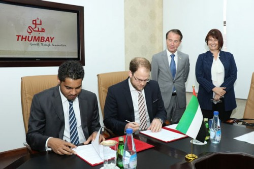 MoU with Germany-based Dr. Brill + Dr. Seinmann GmbH Institute