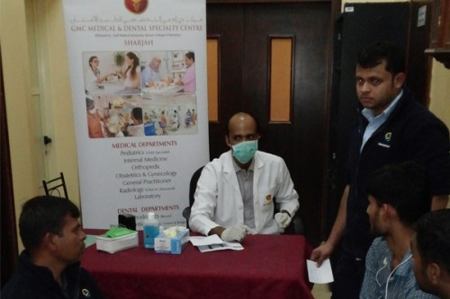 Medical & Dental Camp