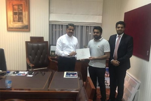 Akram Moideen Thumbay Officially Joins Thumbay Group