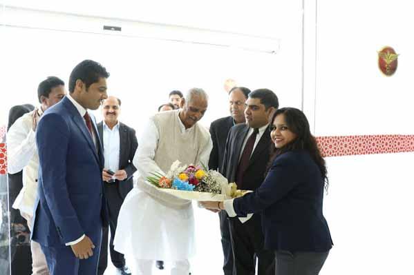 Karnataka Legislative Assembly Speaker Visits Thumbay Hospital Dubai