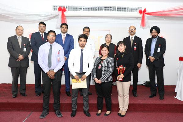 Rewards & Recognition Performance Awards