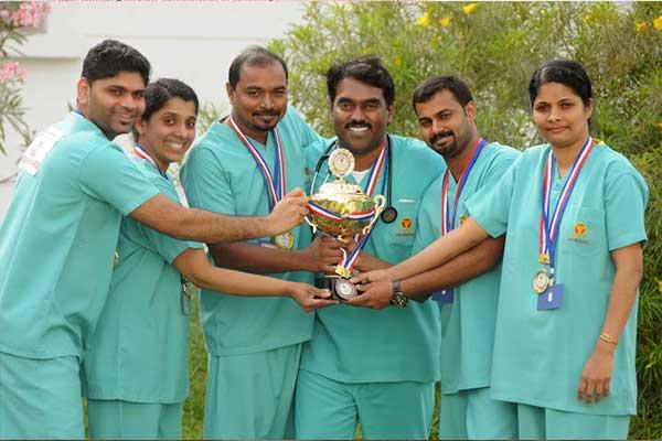 MEDSIM winning team