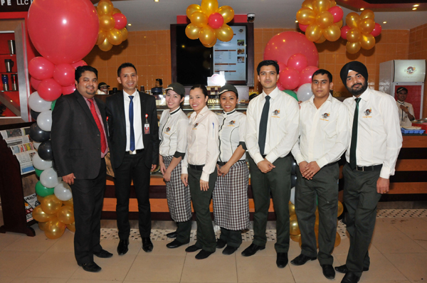 Thumbay Group opens its new outlet of Blends & Brews Coffee Shoppe in Sahara Mall Sharjah