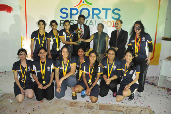 UAE's Biggest Inter-University Sports Festival concludes at Gulf Medical University