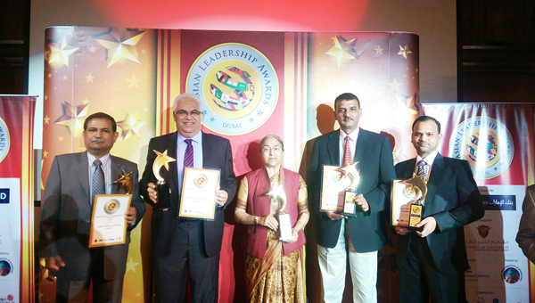 GULF MEDICAL UNIVERSITY SWEEPS ALL MAJOR AWARDS AT ASIAN EDUCATION LEADERSHIP AWARDS