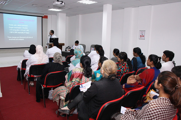 Seminar on Mother & Child Medical Care
