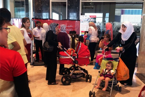 Free Medical Camp in Ajman