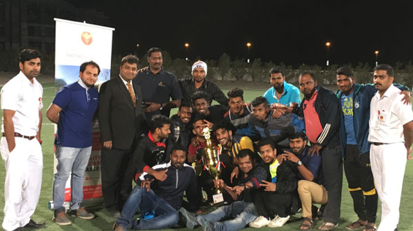 Football Tournament in Fujairah