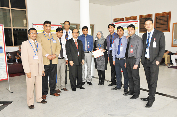 5TH ANNUAL SCIENTIFIC MEETING HELD AT GULF MEDICAL UNIVERSITY