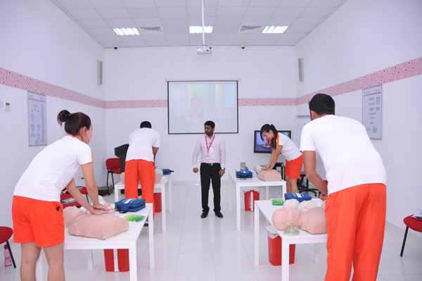 AHA HEARTSAVER FIRSTAID CPR AED COURSE