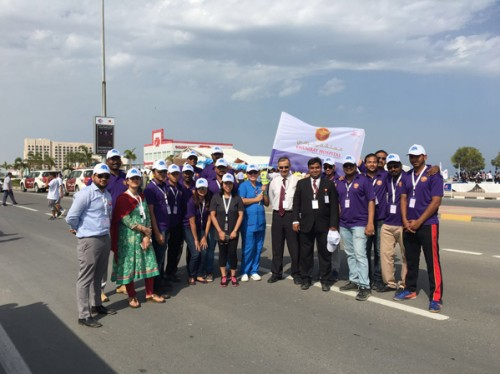 Walkathon for Taxi Drivers