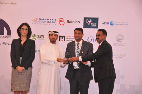 THUMBAY GROUP HR DEPARTMENT WINS THE PRESTIGIOUS BEST TALENT MANAGEMENT PRACTICE AWARD