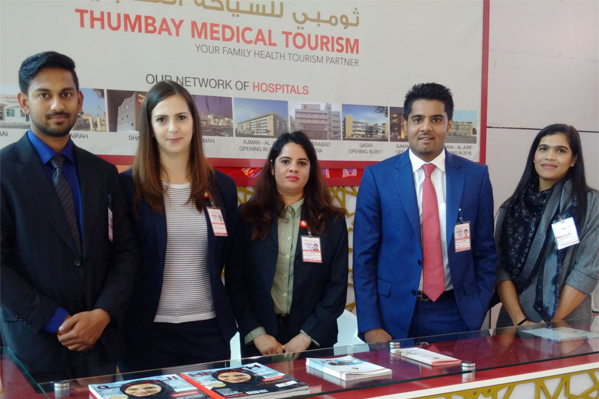 Thumbay Medical Tourism Opens Welcome Center at Sharjah Airport