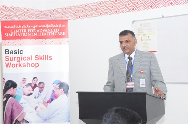 Prof. Manda Venkatramana