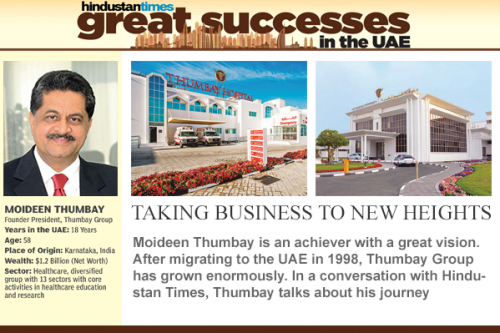achieving indians in uae