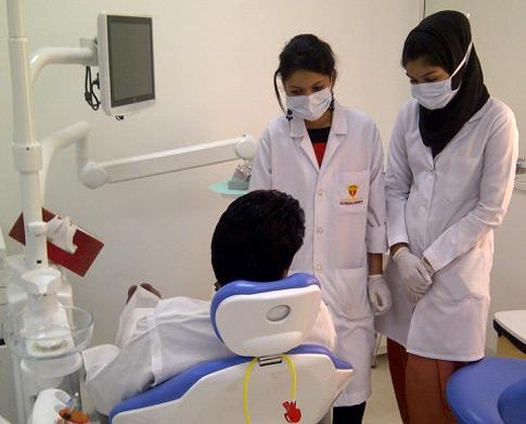 College of Dentistry, GMU holds a free Medical & Dental Camp