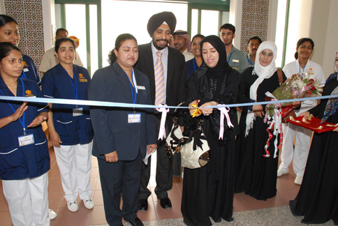 Ministry Of Health Official Lauds The Professional Standards Of G M C Hospital Nurses Thumbay Group News