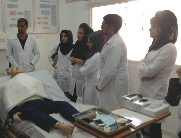 Immersive Simulation Training for Dental Students