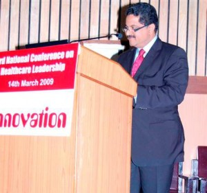 3rd National Conference on Healthcare Leadership Innovation 2009