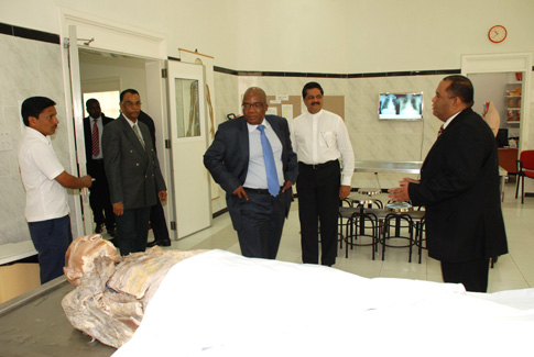 Gulf Medical University To Established Close Ties With South Africa Ministry Of Health And Universities Following The Visit Of H E Dr Aaron Motsoaledi Minister Of Health South Africa Thumbay Group News