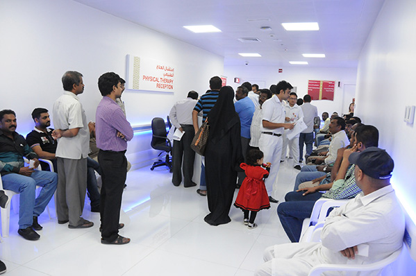 Thumbay Hospital in Dubai