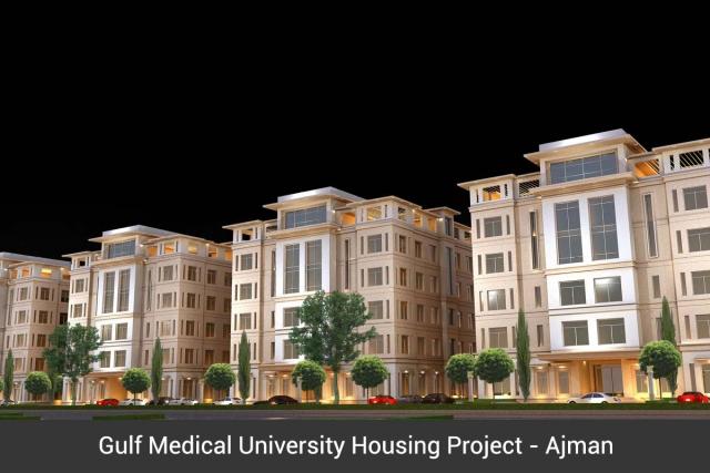 GMU Housing Project - Ajman